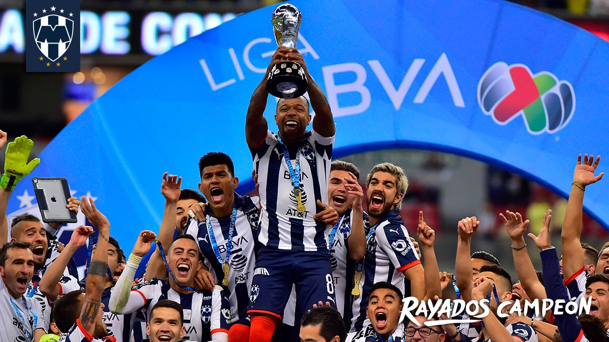 Rayados es Campeón del Apertura 2019