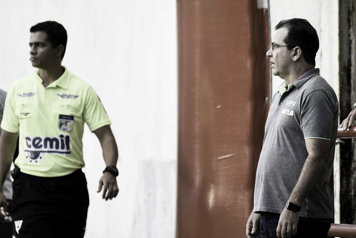 Enderson Moreira aponta erros do América-MG em empate fora de casa no Mineiro