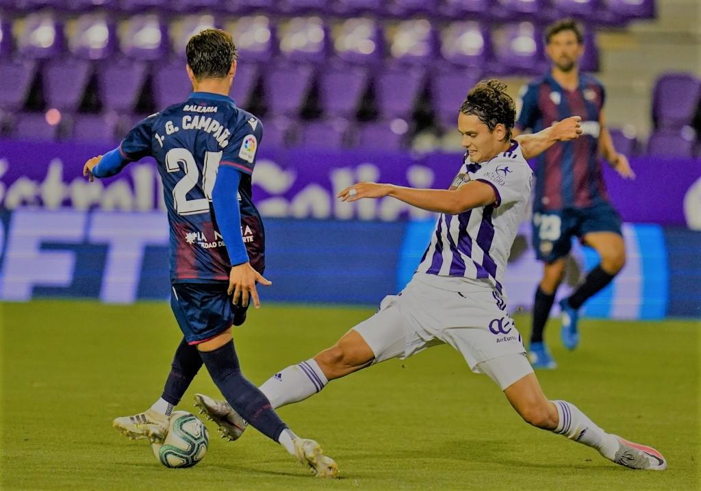 Análisis post partido: El Real Valladolid suma un punto agridulce frente al Levante