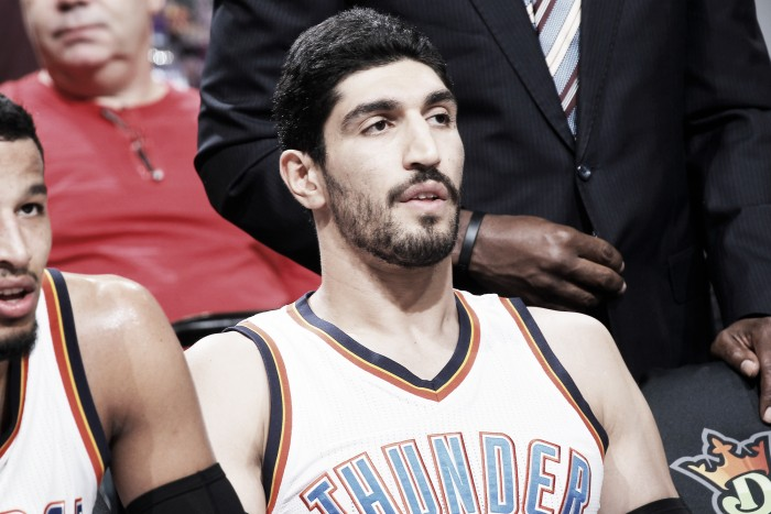 "Clamoroso in NBA, arrestato Enes Kanter: ""Colpa di Erdogan"""