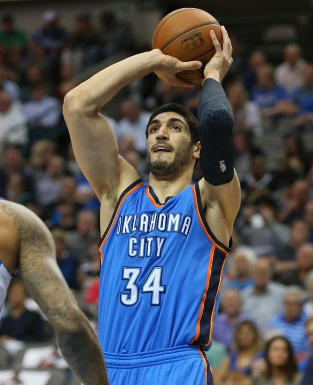 Blazers Kanter: Decision Day For The Oklahoma City Thunder And Enes Kanter