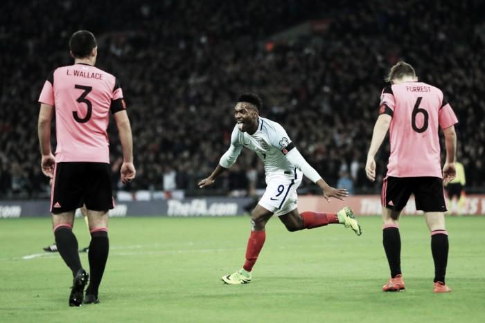 Qualificazioni Mondiali, gruppo F: l'Inghilterra si aggiudica il derby britannico con la Scozia (3-0)
