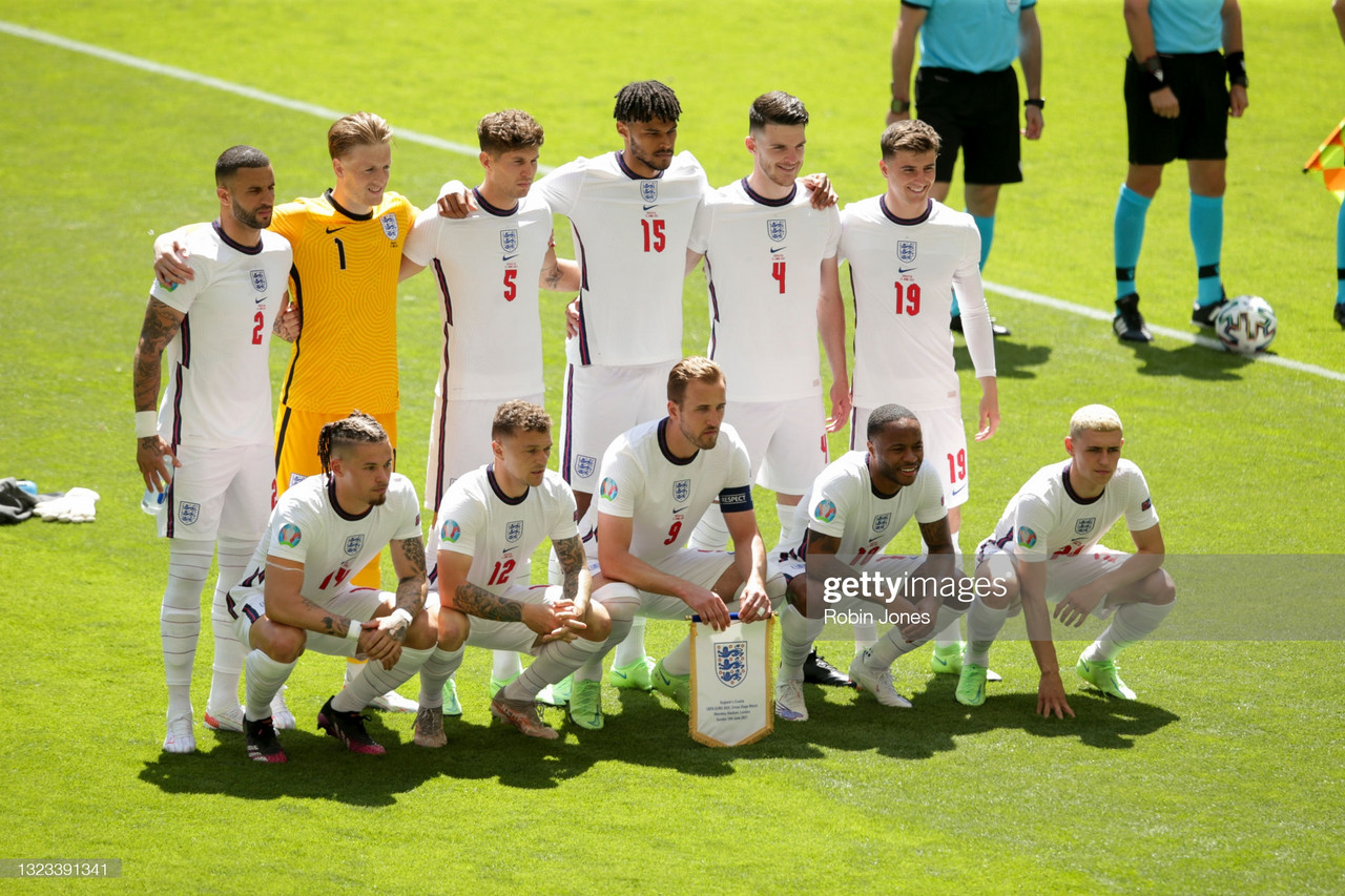 England at Euro 2020: A group stage summary