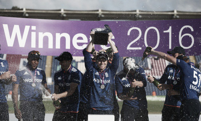 What did we learn from England's ODI series victory against Sri Lanka?