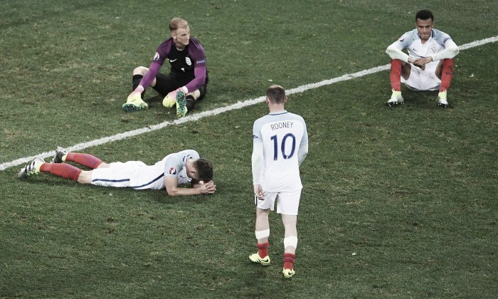 Euro 2016: England 1-2 Iceland - Player ratings as embarrassing Three Lions crash out of tournament