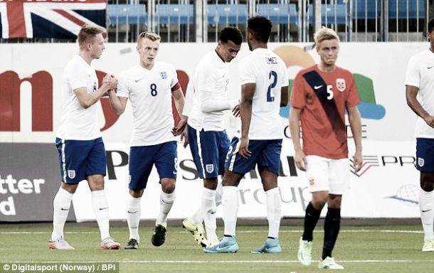 Inglaterra Sub-21: un largo camino por recorrer