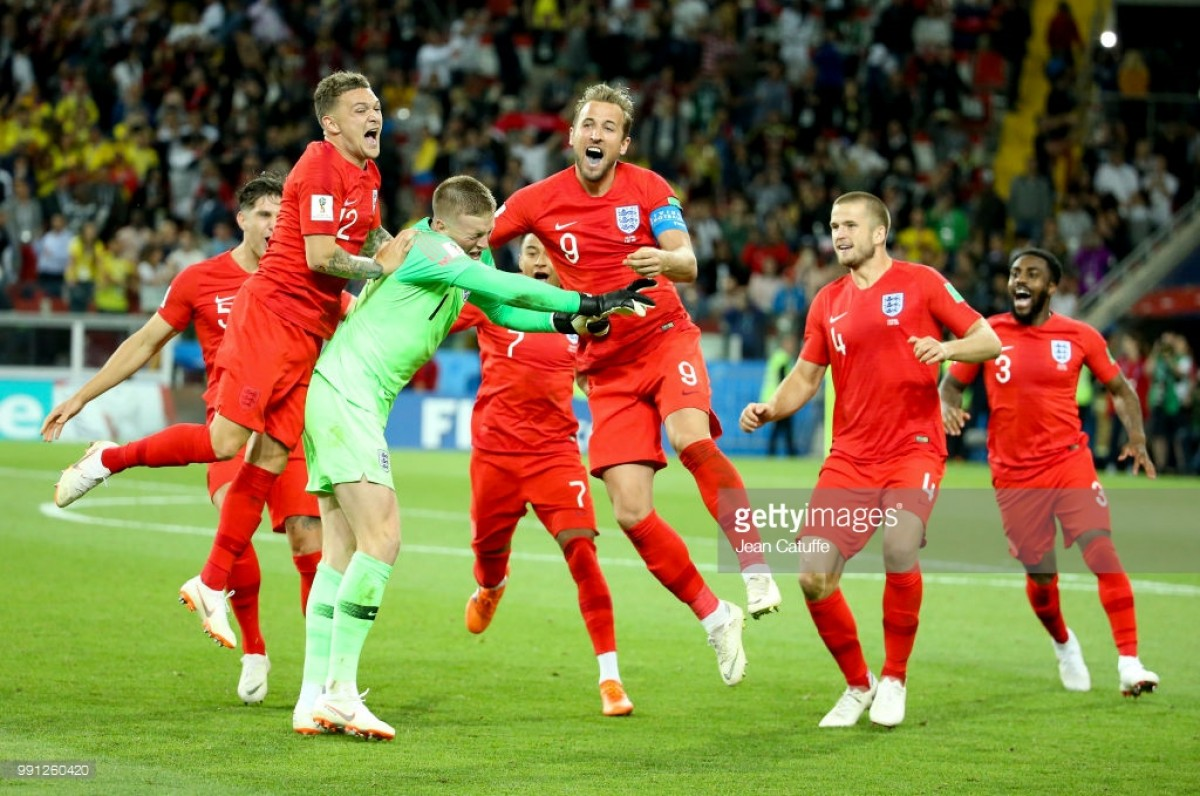 England player ratings as they defeat Colombia in World Cup last 16 penalty shoot-out