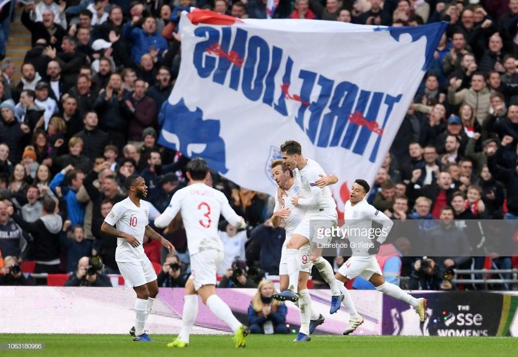 England 2-1 Croatia: Kane seals comeback and sends England to Nations League finals