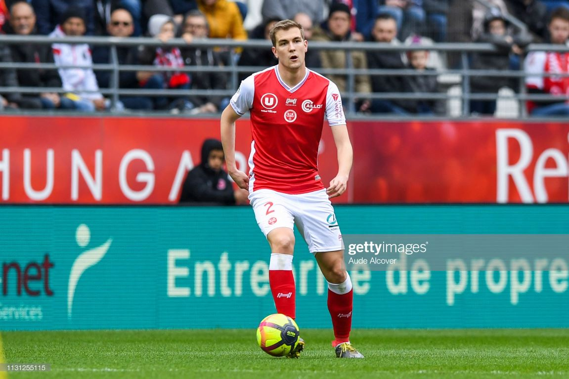 Aston Villa sign Björn Engels from Stade de Reims