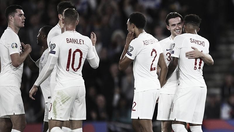 Gols e melhores momentos Bulgária 0x6 Inglaterra pelas Eliminatórias para Eurocopa 2020