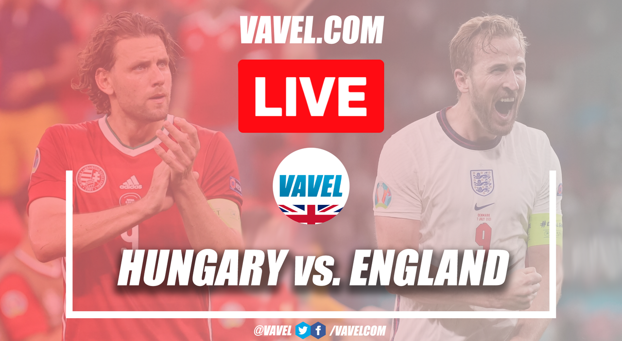 As it happened: Hungary 0-4 England in World Cup Qualifier