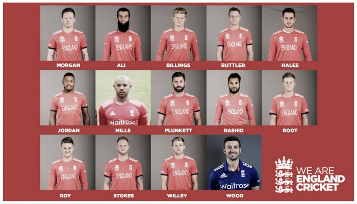 England announce 14-man squad for lone T20 International against Pakistan
