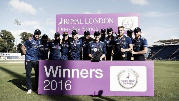 England vs Sri Lanka: England ODI Series player ratings