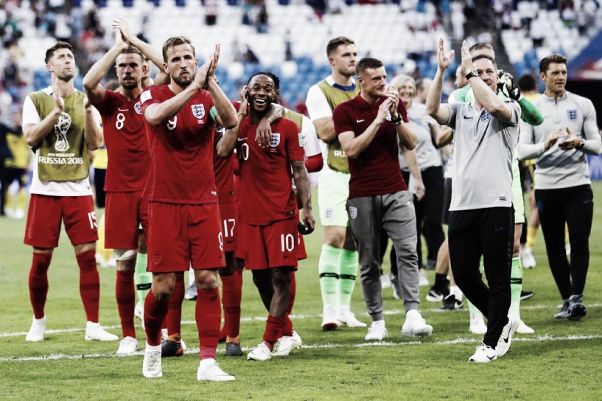 Las cuatro claves de la Inglaterra semifinalista