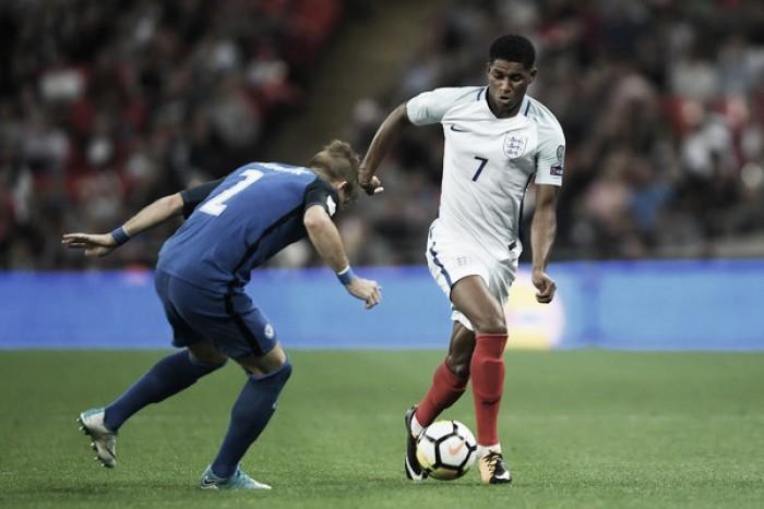 Resumen Inglaterra 1-0 Eslovenia en Clasificación Europea 2018