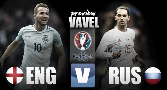 Em busca do primeiro título da Eurocopa, Inglaterra mede forças com irregular Rússia