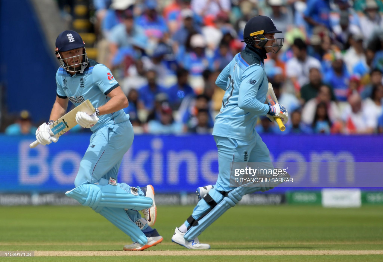 2019 Cricket World Cup: England boost semi-final hopes with crucial win over India
