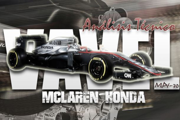 Análisis Técnico F1 VAVEL: McLaren-Honda MP4-30