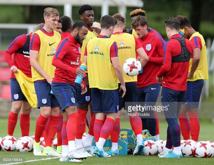 England U21 EURO preview: Young Lions look to ride wave of success