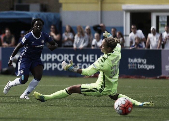 Chelsea Ladies 1-1 Birmingham City Ladies: Stalemate sees Chelsea miss chance to go top