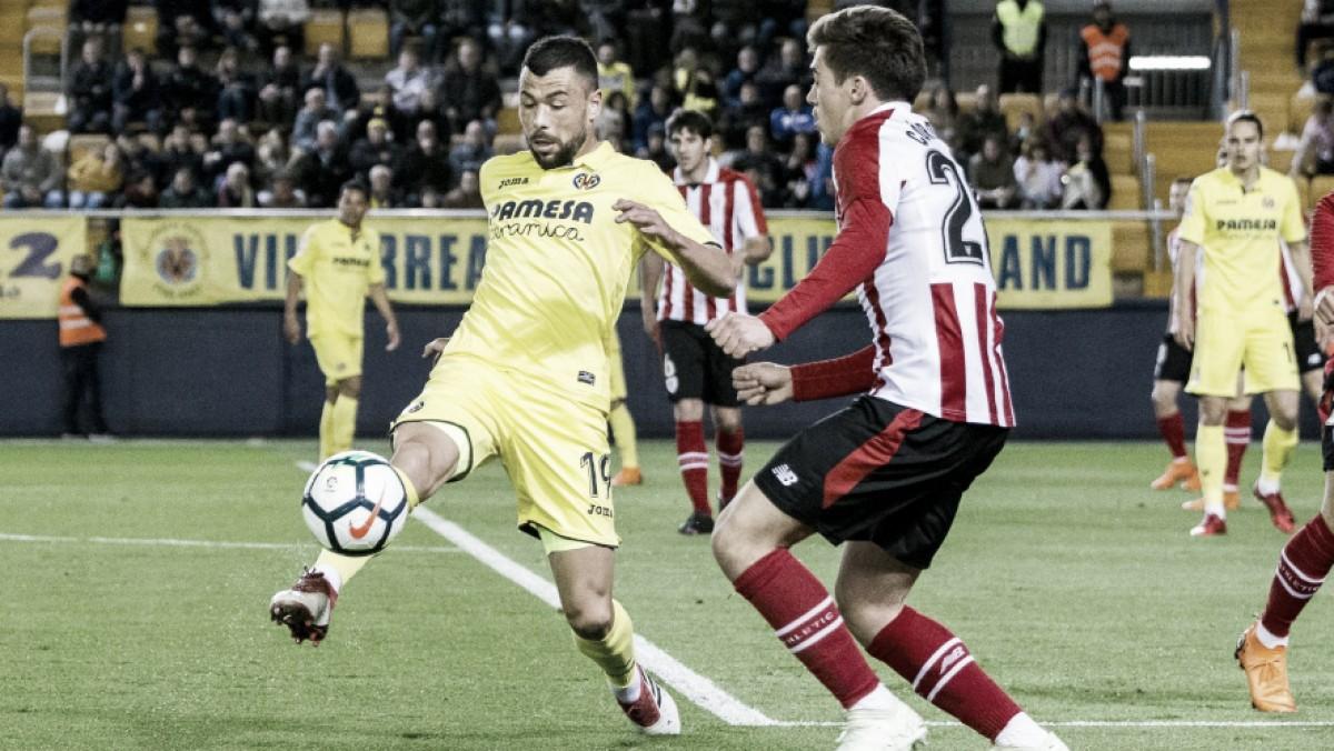 Villarreal - Athletic Club: puntuaciones del Villarreal, jornada 31 de la Liga Santander
