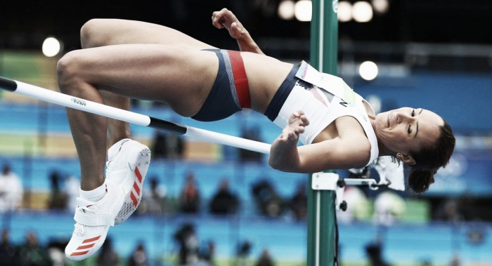 Rio 2016: Ennis-Hill leads the heptathlon at the half-way mark
