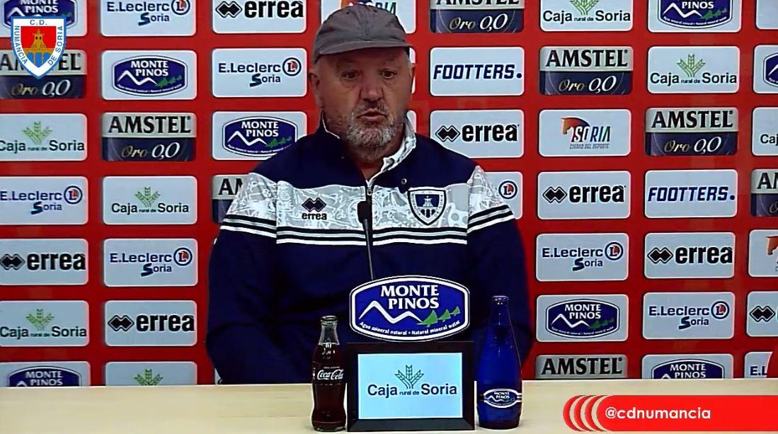 El Numancia cae en la Copa. Imagen: Numancia.