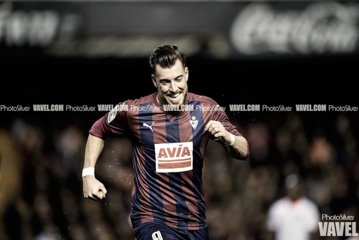 """Sergi Enrich: """"Queremos demostrar en Villarreal que la derrota del domingo fue un error"""""""