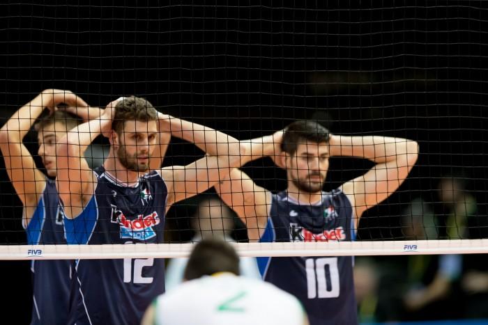 Volley, FIVB World League - Italia a valanga sull'Australia: netto 3-0
