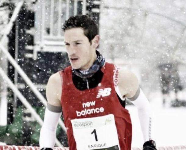 """Entrevista. Enrique Meneses: """"Deporte y familia, el atletismo lo permite y además obteniendo buenos resultados"""""""