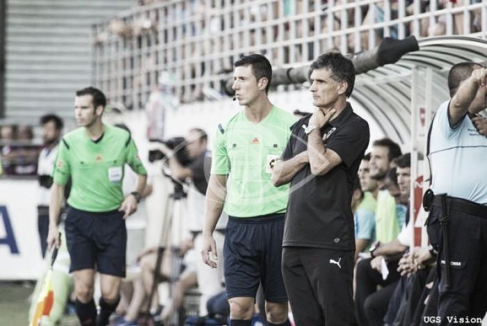 El Eibar prepara el partido de Copa
