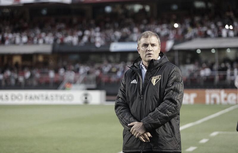 Aguirre quebra silêncio sobre saída do São Paulo: ''Sentimento de que entregamos todo o possível''