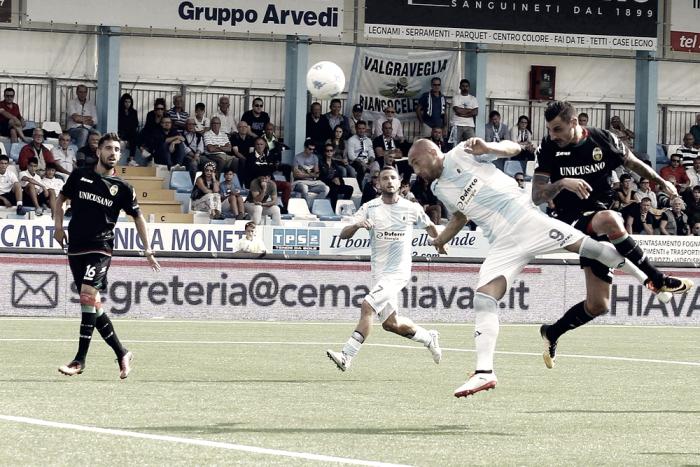 Serie B - Novara all'ultimo respiro, bene l'Entella, trionfa l'Empoli