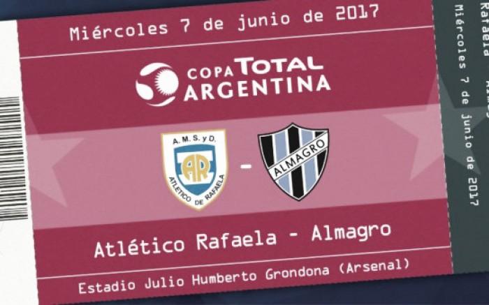 Copa Argentina: Rafaela ganó y jugará ante Banfield en los 16avos