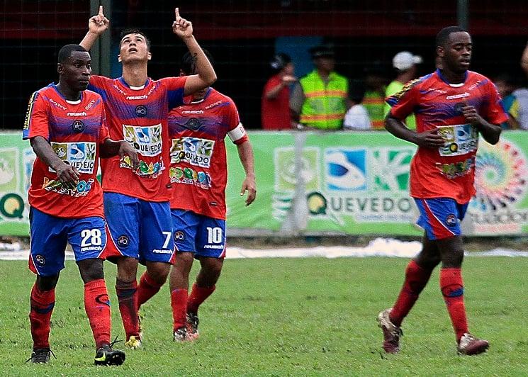 Precios de las entradas: Deportivo Quevedo vs Deportivo Cuenca