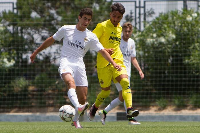 El Juvenil A empata a uno y tendrá que buscar el pase a la final en Villarreal