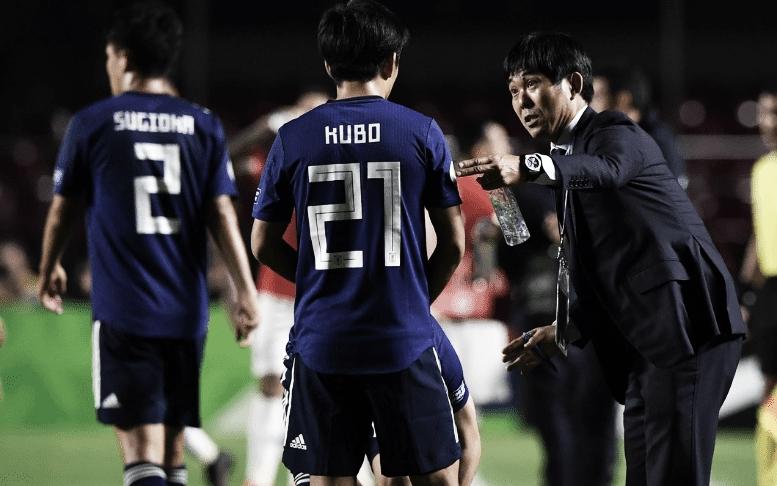 Uma seleção ágil, mas inexperiente: o Japão na Copa América 2019