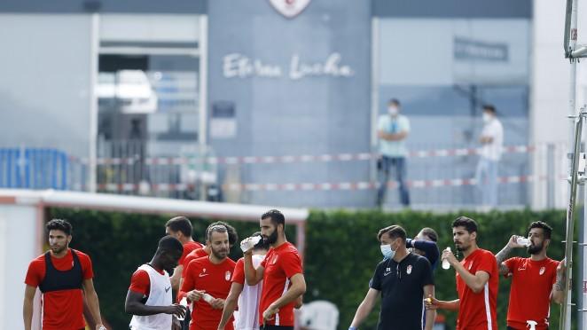 El Granada CF realizará una concentración en el Marbella Football Center