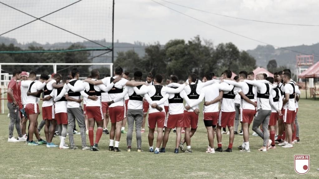 Los elegidos Por Harold Rivera para enfrentar a Atlético Bucarmanga