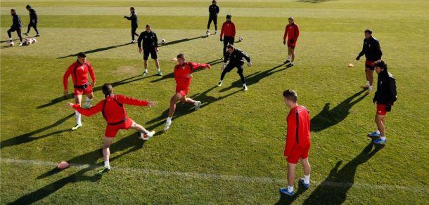 El Albacete Balompié afronta el choque frente al Valladolid con la enfermería llena