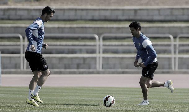 Luis Alberto vuelve con el equipo