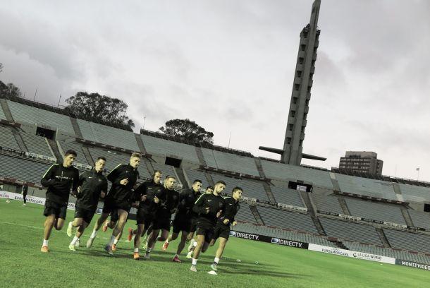 Uruguay, última parada de la gira por Sudamérica