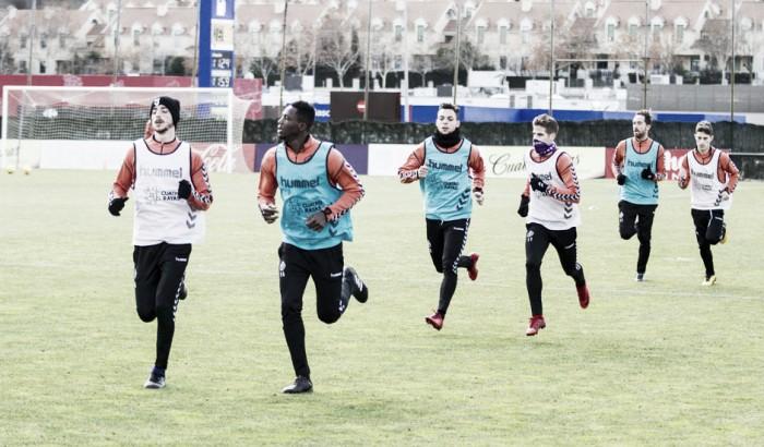 Plan de trabajo del Real Valladolid para recibir a Osasuna
