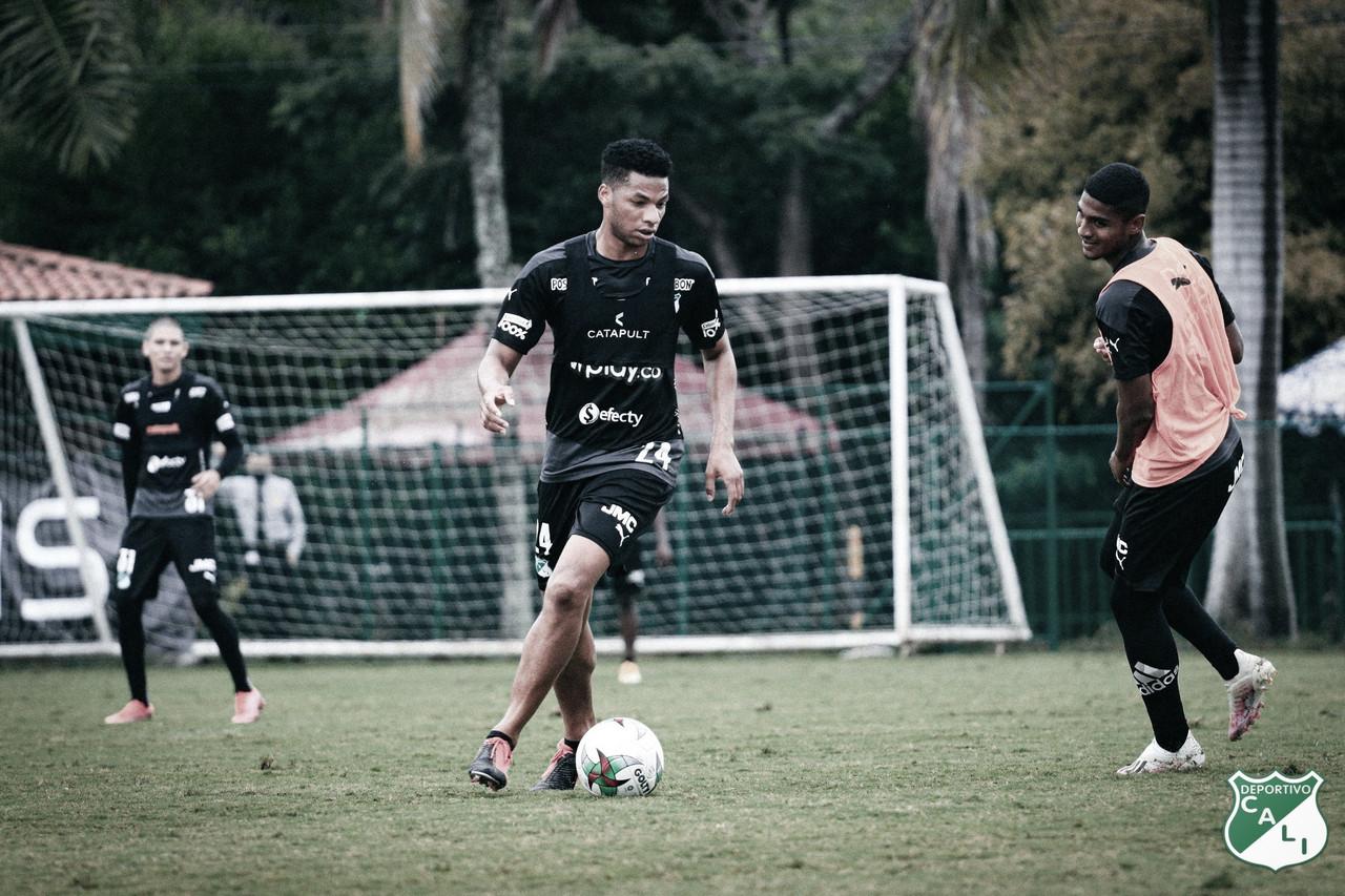Los convocados del Deportivo Cali para recibir a Deportes Tolima por Sudamericana
