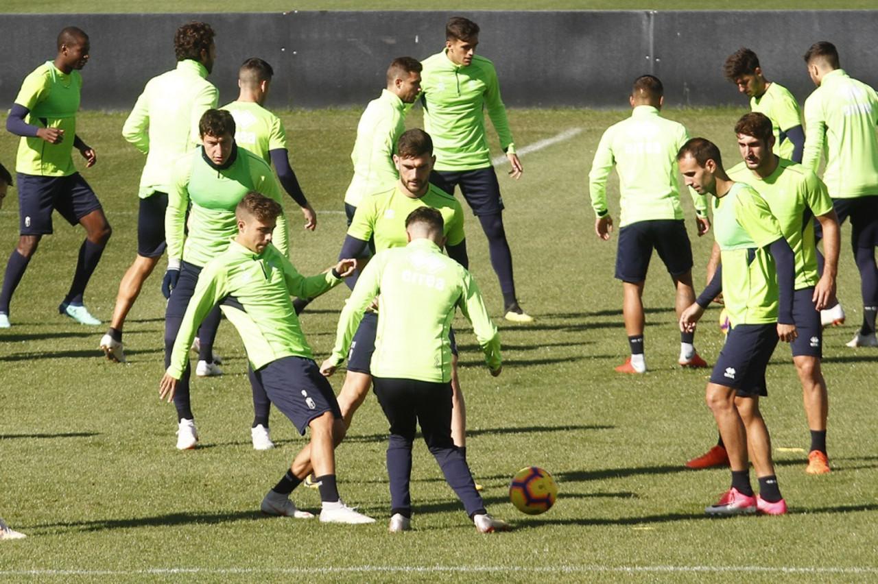 El Granada CF vuelve del parón navideño el 30 de diciembre