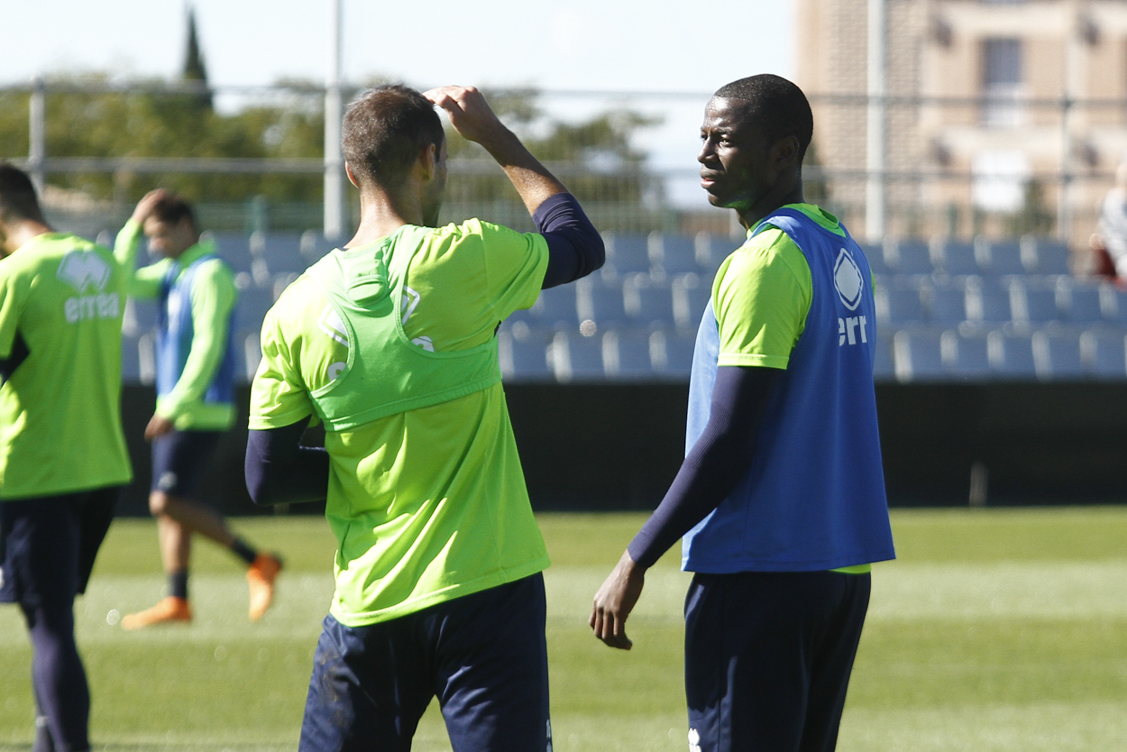 El Granada CF se preparará para recibir al Dépor con cuatro entrenamientos