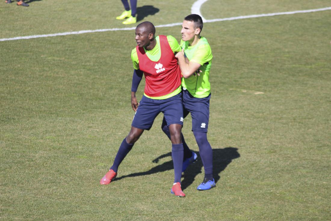 El Granada CF se preparará para visitar al Numancia con tres entrenamientos