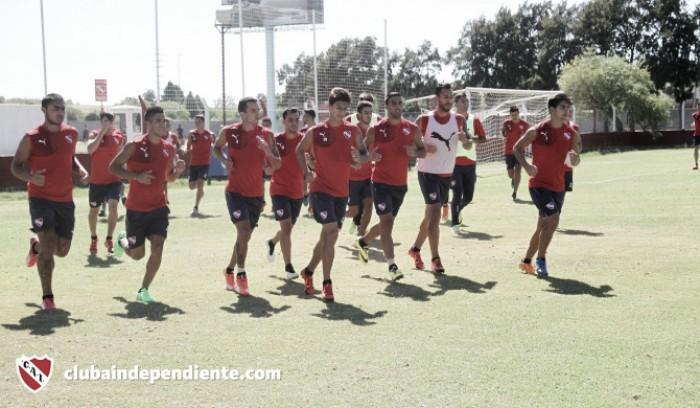 Berón define a sus once: Ortiz, Toledo, Cebolla y Ruso afuera por lesión