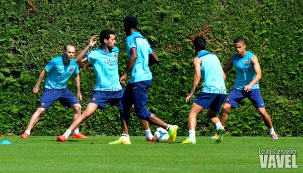 El FC Barcelona volverá al trabajo el 14 de julio