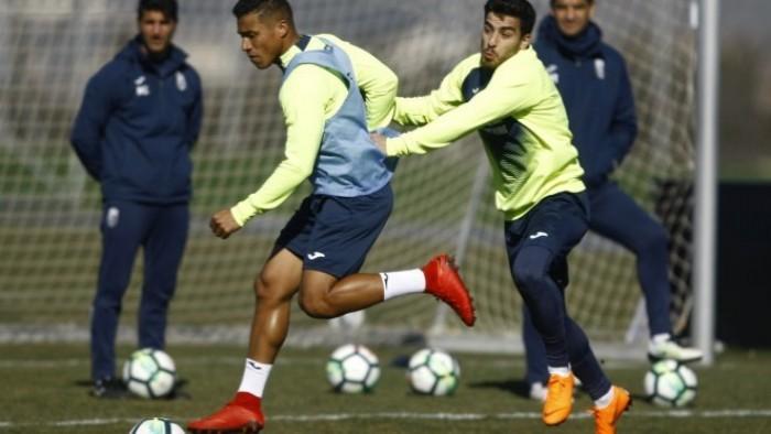 Pedro, Ramos, Chico y Montoro, ausentes en el primer entrenamiento semanal